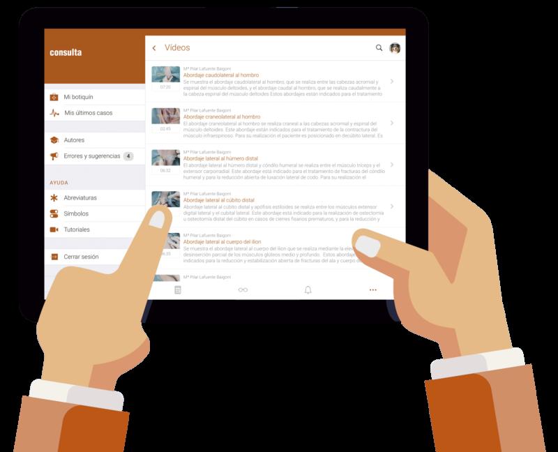 ConsultaVet App - Ipad